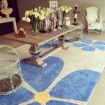 Bespoke rugs in Kensington