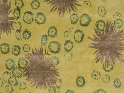 chrysanthemums luxury rugs