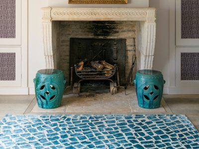 cobbles by amy kent luxury rugs