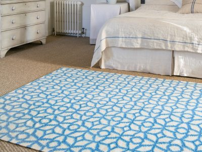 flowers luxury rugs