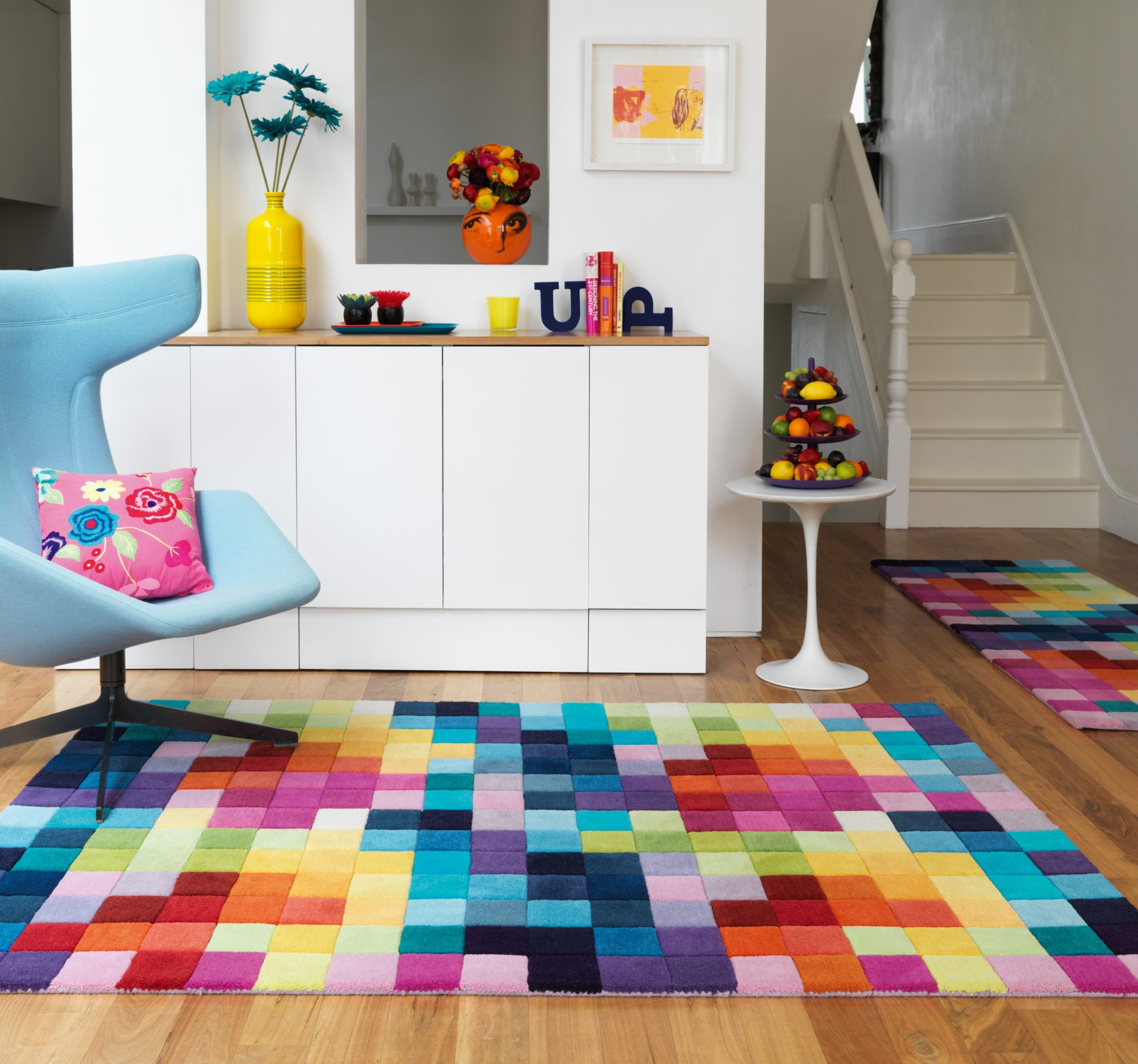 Modern Rugs in London