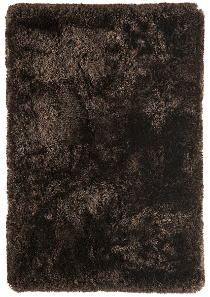 plush Dark Chocolate Rug
