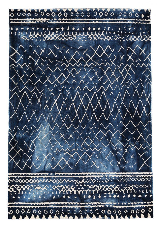 Mariah Indigo Rug Luxury Rugs
