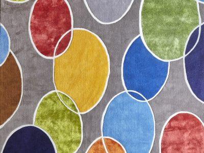 Nancy Multicoloured Rug Luxury Rugs