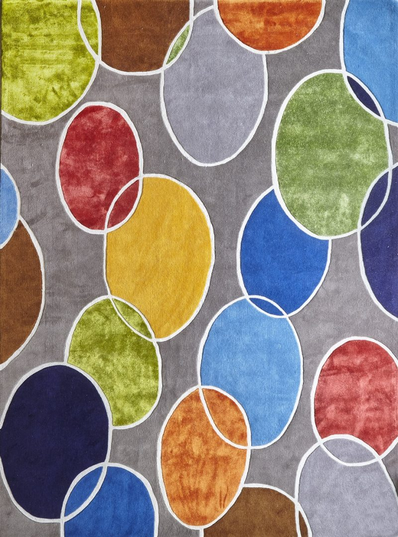 Nancy Multicoloured Rug Luxury Rugs