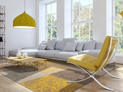 Modern Rugs in Kensington